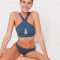 Bikini avec haut triangle