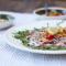 Rauw vlees, carpaccio of filet americain