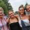 Meagan, Anna, Esther, Rennae – Engeland