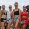 Sofie, Rebecca, Laura, Ashleigh – Engeland