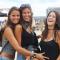 Davina (28), Luna (26) en Charlotte (26)