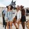 Isaure (19), Valentine (19) & Marissa (19)