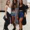 Kim (27), Chantal (30) en Lettice (26)