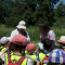 Visite accompagnée de Stella, guide à Pairi Daiza
