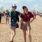 Paulien (20) en Phaedra (21)