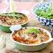 Ovenschotel met zoete aardappel en noten