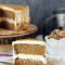 Gâteau de patates douces et caramel au bourbon
