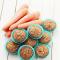 Muffins à la carotte et à la cannelle