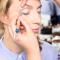 Stap 3: oogschaduw en eyeliner