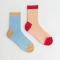 Set van twee paar sokken