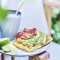 Ontbijttrend: hartige wafels