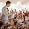 De speech van de bruidegom