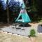 La tente suspendue du Camping des Bouleaux – Vresse-sur-Semois