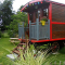 Een houten woonwagen – Fernelmont