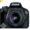 Canon EOS 4000D + 18/55 DCIII + 75-300 DC
