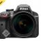 Nikon D3400 + 18-105mm VR + sac / 16Go