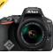 NikonD5500 KIT+AF-P 18/55 VR