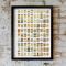 Krasposter '100 boeken om te lezen'