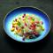 Ceviche de daurade & leche de tigre à la mangue