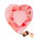 Valentijnspralines in cupcakeformaat