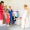Liene droeg een prachtige trouwjurk vanTatyana Merenyuk en schoenen van JBC.