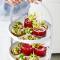 Zoete-aardappeltoast & gember-groentesap