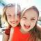 Joyce en dochter Emily