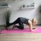 1. Plank knee in (deel 1)