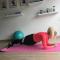 4. Rainbow planking