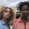 Jamaicaans topmodel Shane reisde van hoofdstad Kingston naar het hippe kustplaatsje Negril voor onze festivalshoot.