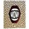Ringbandmap met luipaardmotief BeautyNezz