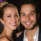 Anna Camp (36) & Skylar Astin (31)