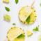 Vegan ananasijsje