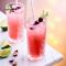Veenbessenpunch met wodka en rozemarijn