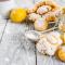 Crinkle cookies met limoen