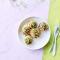 Sint-jakobsvruchten met crumble van pistachenoten