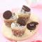 Cupcakes met Oreo's