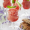 Granita van watermeloen