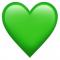 Groen hartje