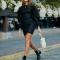 En version petite robe noire