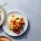 Panna Cotta de melon et yahourt grec