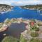 Op je eigen privé-eiland – Vesterøy, Noorwegen