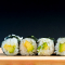 Sushi van avocado