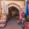 Les marchés colorés de Marrakech