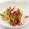 Hoofdgerecht: avocado spaghetti carbonara