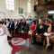 De kerkelijke ceremonie