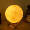 Kleurveranderende nachtlamp maan
