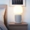 Tafellamp met wifi-speaker