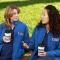 Christina en Meredith in 'Grey's Anatomy'