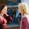 Brooke en Peyton in 'One Tree Hill'